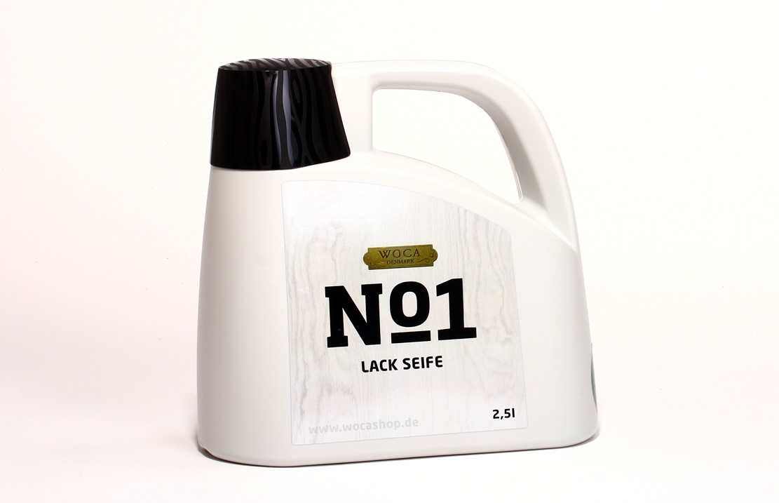 No1 Lackseife 2,5 Liter