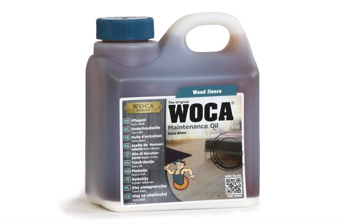 Pflegeöl extraweiß 1 Liter
