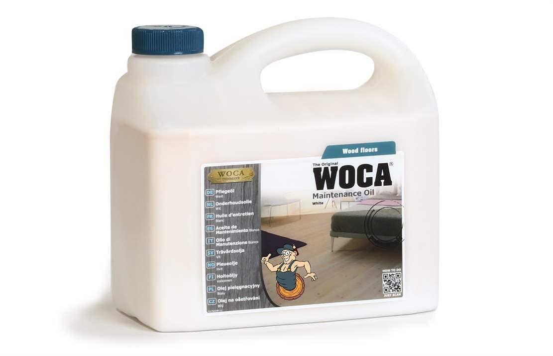 Pflegeöl weiß 2,5 Liter