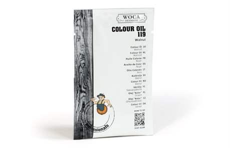 Colouröl Walnuß (119)  Probe ca. 25 ml Bild 1