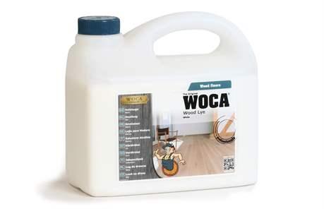 Holzlauge weiß 2,5 Liter Bild 1