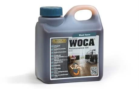 Pflegeöl braun 1 Liter Bild 1