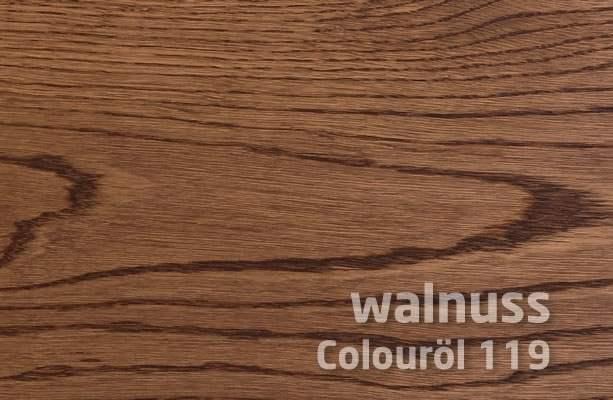 Colouröl Walnuß (119)  Probe ca. 25 ml