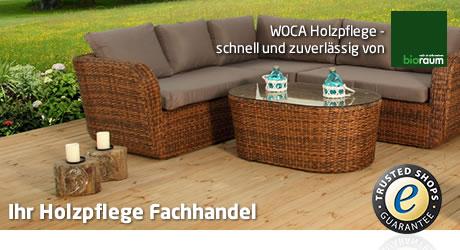 WOCA von Bioraum - Holzbodenseife für natürlich schöne Böden